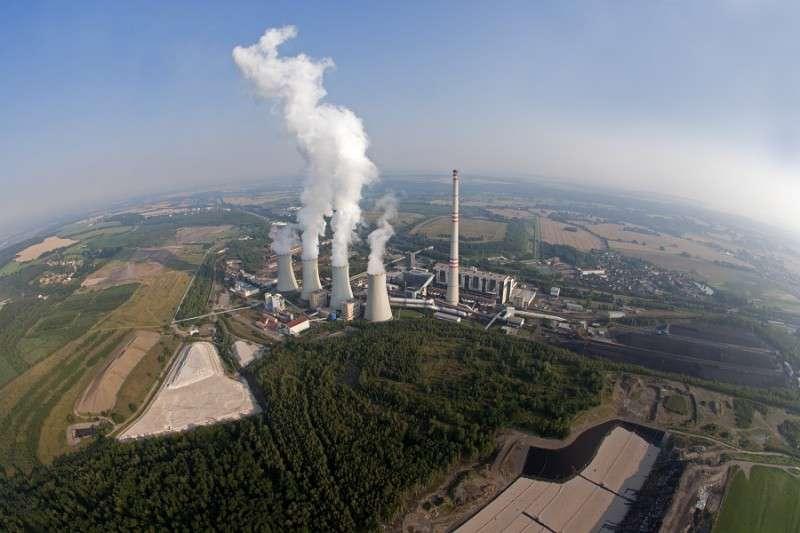 Produkce elektřiny z uhelných elektráren se meziročně zvýšila o 0,7 procenta. Foto: Severní energetická