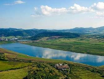 Největší jezera v ČR vznikla díky těžbě uhlí