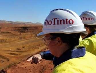 Těžařský gigant vyplatí rekordní dividendu