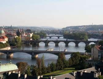 Víte, že se v Praze těžilo uhlí?