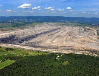Odbory podporují pokračování těžby na Bílině