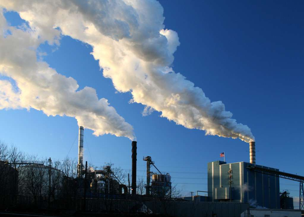 Emission coal