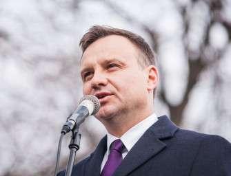 Polský prezident odmítá Kjótský protokol
