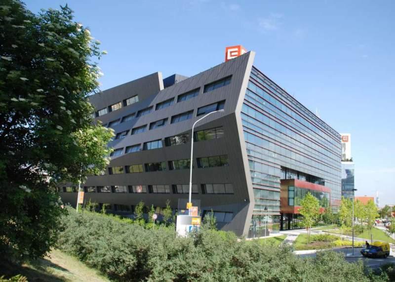 Centrála Skupiny ČEZ. Foto: ČEZ