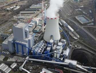 Uhelná elektrárna budoucnosti
