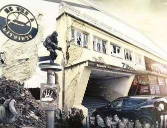 Mostecko bez uhlí aneb Apokalypsa 2030