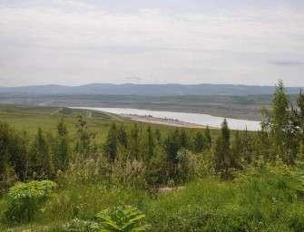 Největším rekultivačním jezerem je Medard