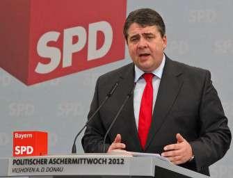 Německý vicekancléř varuje před opuštěním uhlí
