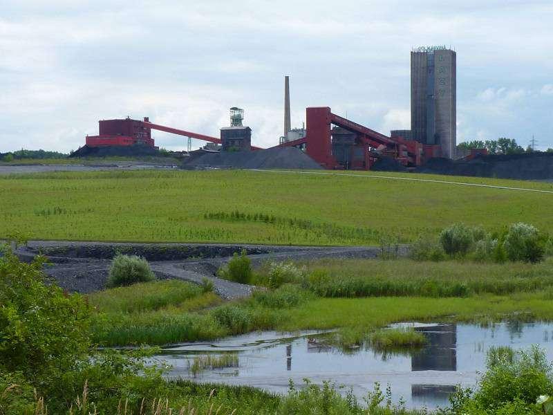 Důl Lazy. Foto: wikipedia.com Michal Klajban