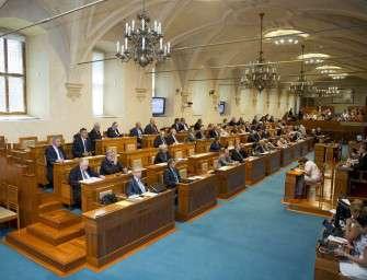 Senátoři schválili novelu horního zákona
