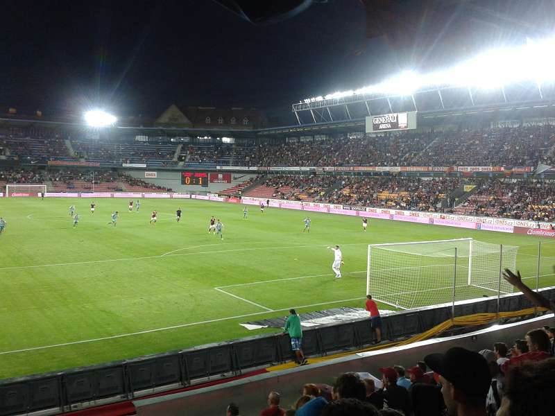 Stadion Sparty na Letné. Foto: wikipedia.com