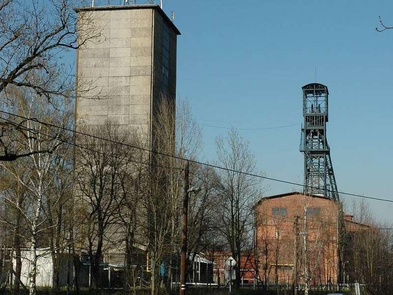 Bývalý důl Žofie. Foto: wikipedia.com Petr Štefek
