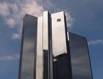 Deutsche Bank nebude financovat uhlí