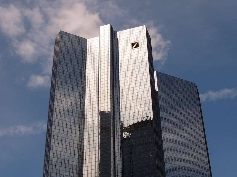 Deutsche Bank. Foto: wikipedia.com