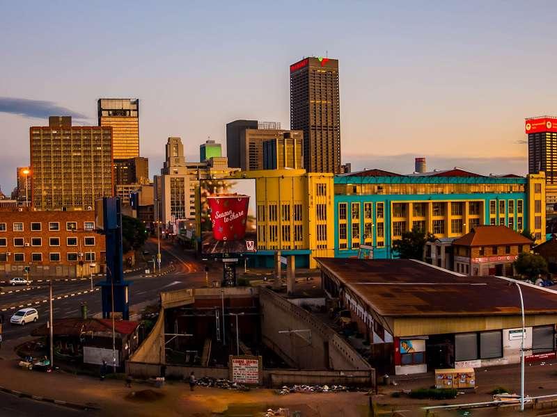 Johanesburg. Foto: wikipedia.com Paul Saad