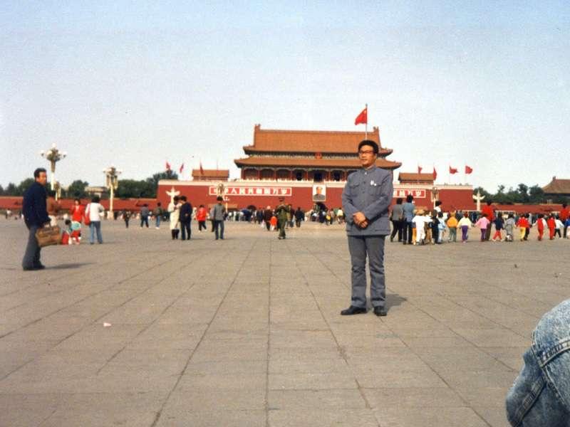Čína_náměstí_Nebesského klidu - Foto: morgueFile.com
