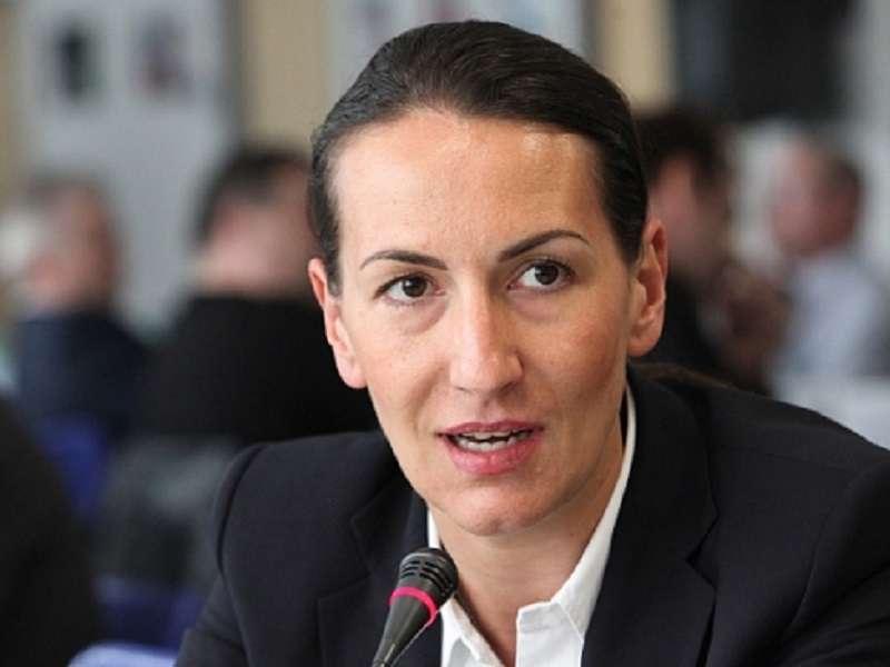Aleksandra Udženija se nedávno stala 1. místopředsedkyní ODS