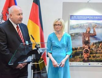 Sláva krušnohorského hornictví je ve Štrasburku