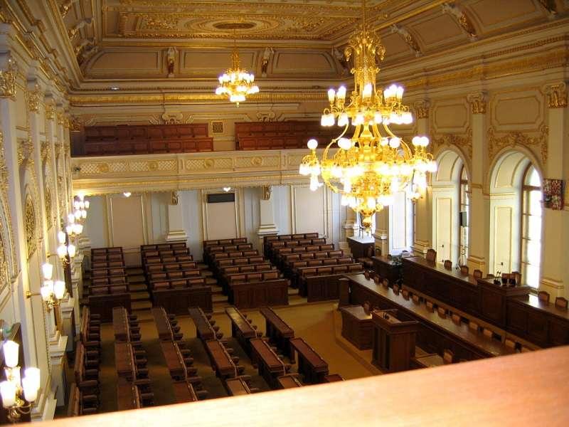 O podobě důchodové novely budou poslanci rozhodovat příští týden. Foto: wikipedia.org Ervin Pospíšil
