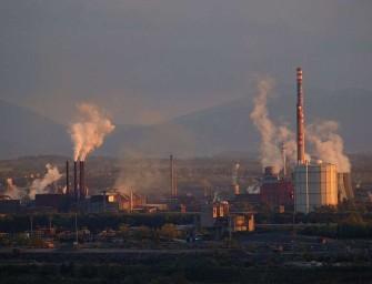 Odbory ArcelorMittal chtějí emisní povolenky