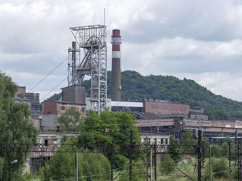 V dole Debiensko leží 263 milionů tun uhlí Foto: wikipedia.org Klaumich49