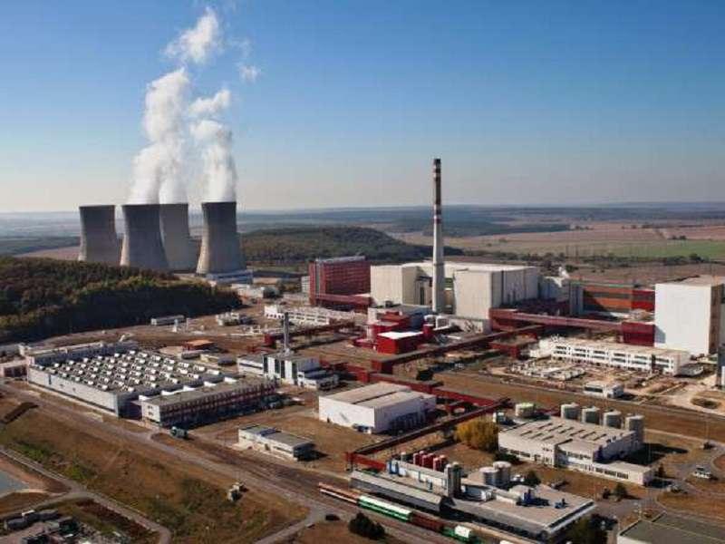 Náklady na výstavbu třetího a čtvrtého bloku elektrárny Mochovce by se měly nově vyšplhat až na 138 miliard korun. Foto: SE