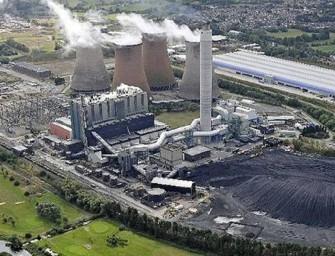 V Británii zavřou další uhelnou elektrárnu