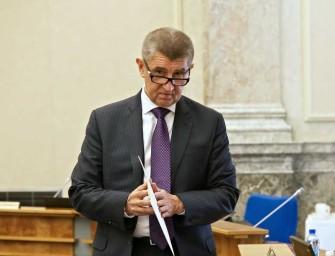 Vláda pozdržela zakázky na rekultivace