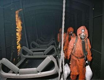 Báňští záchranáři otevřou dveře