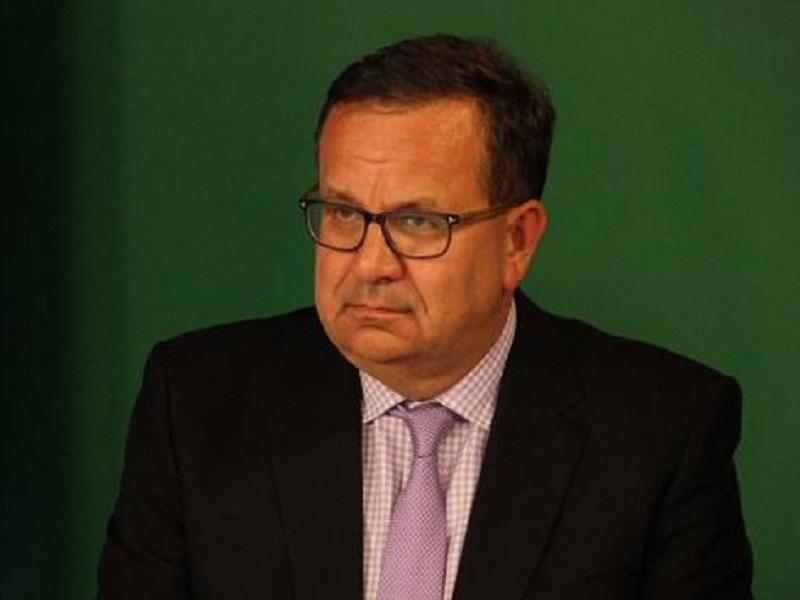 : Jan Mládek v pozici ministra průmyslu a obchodu do konce volebního období nevydržel. Foto: mladek.eu