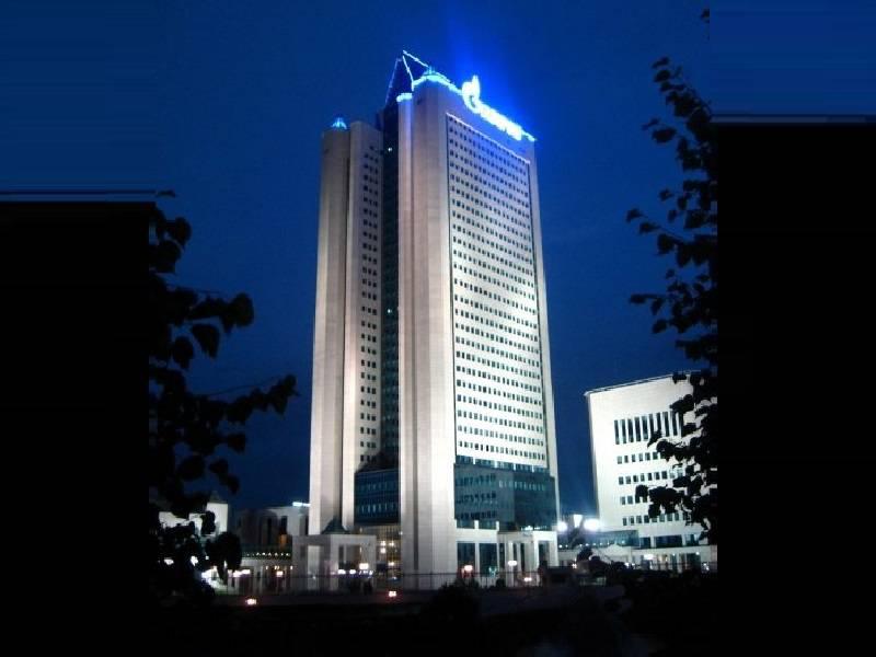 Společnost Gazprom je ruský monopolní vývozce plynu. Foto: wikipedia.org