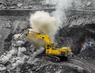 Světová poptávka po uhlí poroste