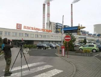 Elektrárna Počerady se přidala k polské žalobě