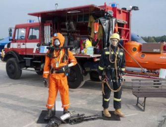 Báňští záchranáři doplnili festival bezpečnosti