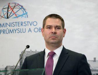 Bývalý ministr odchází z MPO