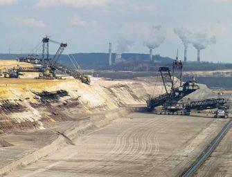 RWE bude chtít náhrady, pokud se odstaví uhelky
