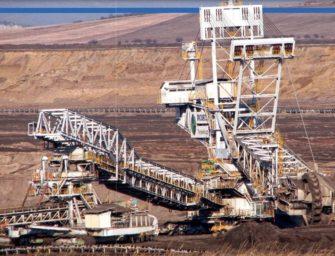 Elektrická zařízení v Severočeských dolech