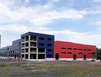 Továrna Magna Energy Storage má první technologie