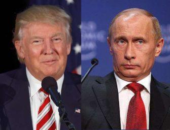 Putin i Trump tlačí plyn do Evropy