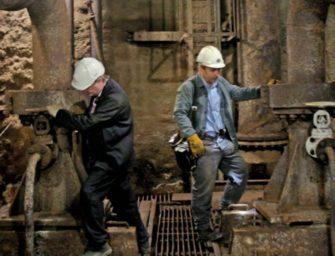 Čerpání důlních vod pomáhá šachtám OKD