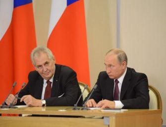 Rusové brutálně tlačí na stavbu jádra