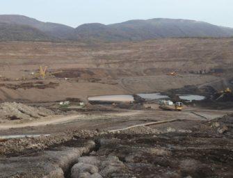 Na lomu ČSA pokračuje útlum těžby