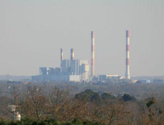 Zaměstnanci francouzské elektrárny stávkují