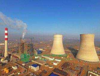 Pákistánská uhelná elektrárna začala vyrábět