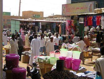 Súdán zasáhl blackout