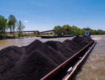 Důl v Kentucky už dodává uhlí