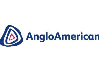 Pátým největším těžařem je AngloAmerican
