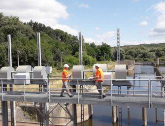 Elektrárna Mělník zvládla povodňovou vlnu