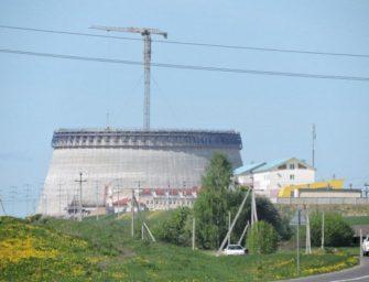 Litva se bojí běloruské jaderné elektrárny