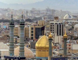 Rusové zvýší bezpečnost íránských dolů